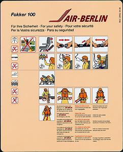 primera air säkerhet